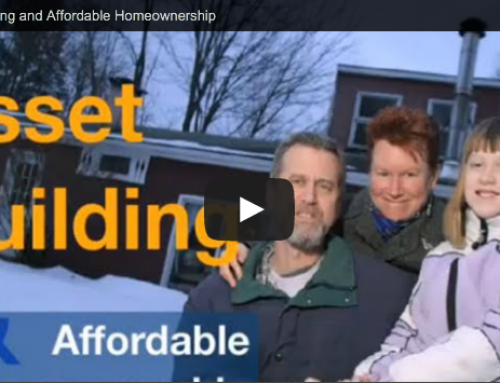 Asset Building and Affordable Homeownership