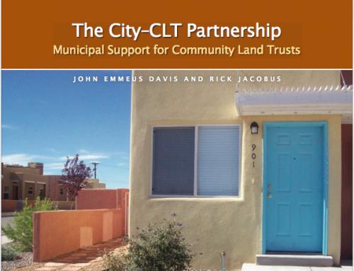 The City-CLT partnership