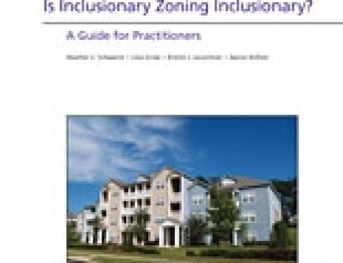 Review: Is Inclusionary Zoning Inclusionary?