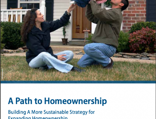 A Path to Homeownership