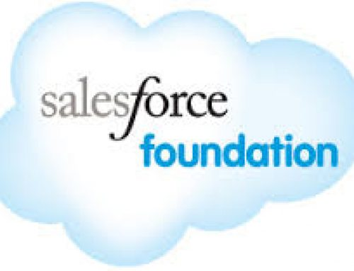 Salesforce Foundation: 3 ways to make the case for Tech Funding